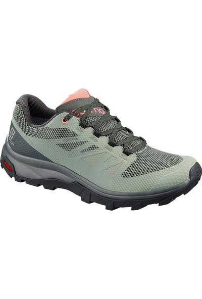 Salomon Outline Gore Tex Kadın Outdoor Ayakkabı L407969