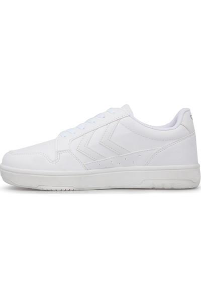 Hummel Beyaz Unisex Günlük Ayakkabı Spor 206305-9001 Hmlnielsen Sneaker