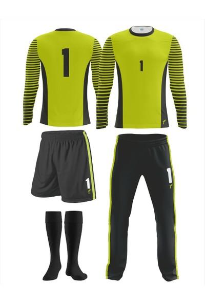 Freysport Cord Kaleci Forması (Forma + Uzun Alt + Şort + Çorap)