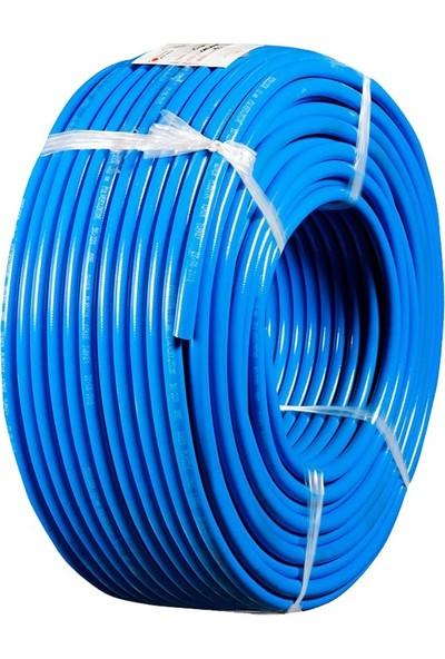İpragaz Hortum Düz Mavi 8 mm