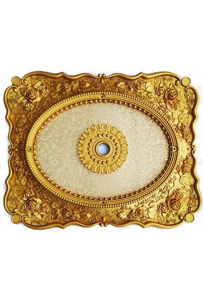 can Kare Altın Saray Tavan 56 x 69 cm