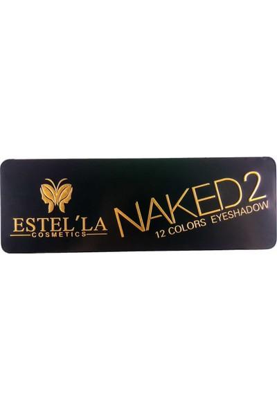 Estella Naked 2 Far Paleti [12'li]