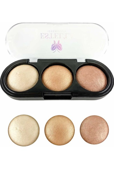 Estella 3'lü Highlighter [no:1]