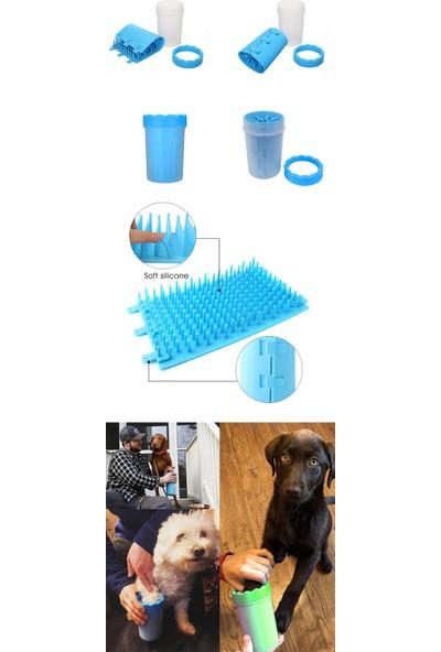 KaktüsKedi Kedi ve Köpek Ayak Yıkama Temizleme Kupası 711580R