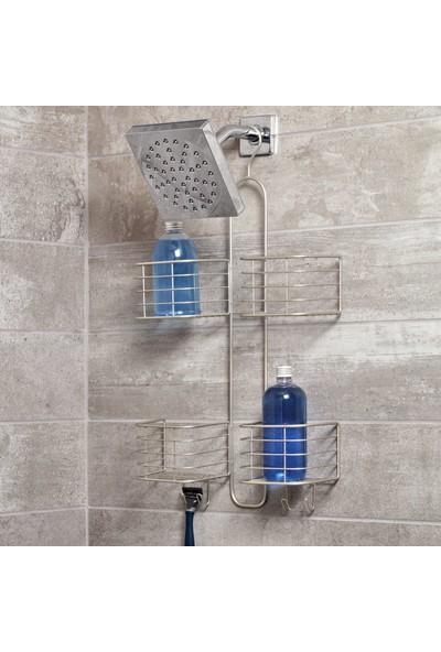 Bosphorus Duş Malzemeleri Düzenleyici Asılabilir Banyo Rafı
