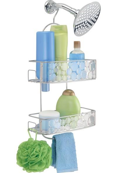Bosphorus Damla Model Duş Malzemeleri Düzenleyici Banyo Rafı