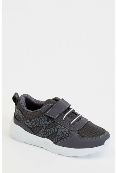 Defacto Bağcıklı Cırtcırtlı Sneaker