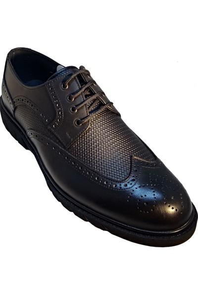 Özsoylu Oxford Model Bağcıklı Günlük Klasik Erkek Ayakkabı