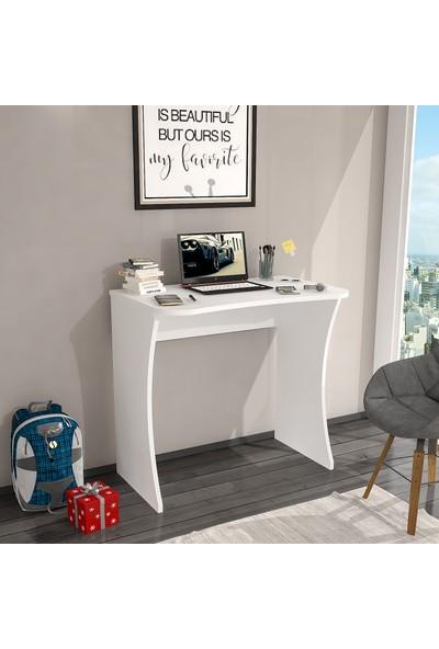 Wood'n Love Cosmo Çalışma Masası - Beyaz