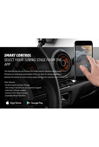 Racechip Gts Black Audi A7 (4g) 2010-2018 3.0 Tfsı (310 Ps / 228 Kw) Için App Uygulama Kontrollü Profesyonel Chip Tuning Kit Made In Germany