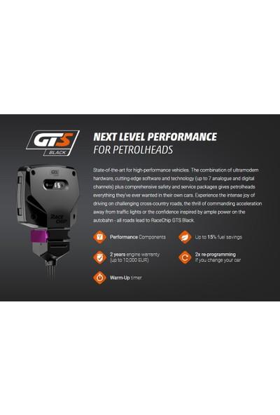 Racechip Gts Black Seat Leon (5f) 2012 Yılı Sonrası 2.0 Tfsı Cupra (290 Ps / 213 Kw) Için App Uygulama Kontrollü Profesyonel Chip Tuning Kit Made In Germany