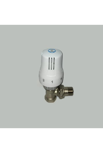 Evs Termostatik Radyatör Vanası