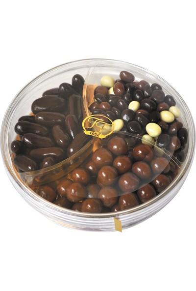 Tafe Çikolata Kaplı Kahve, Mısır Gevreği,Portakallı Draje 120g