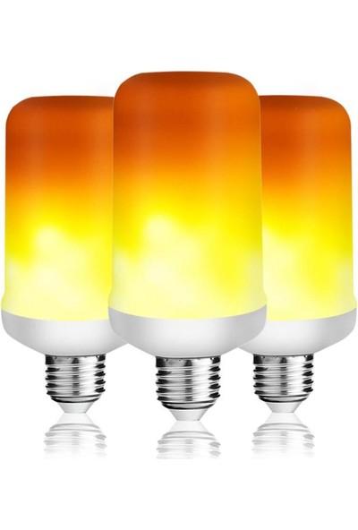 Lightson LED Alevli Ampul E-27