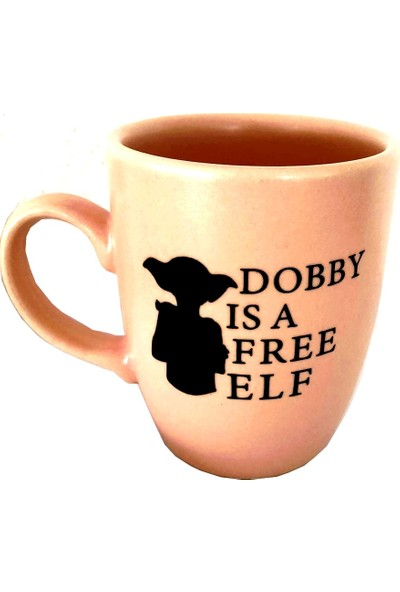 Retina Dobby Mat Pembe Keramika Kupa