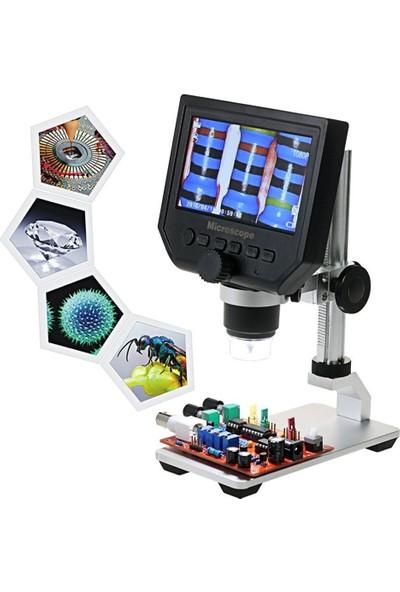 "Kkmoon 600X 4.3"" LCD Display 3.6mp Electronic Digital Video Microskop"