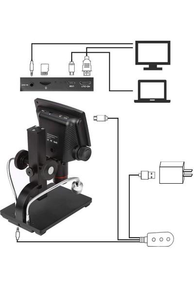 "Koolertron 5"" LCD 1080P Wireless Remote Control Digital Microskop"