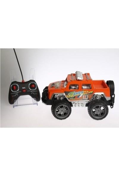 Pasifik Toys Cross Uzaktan Kumandalı Jeep