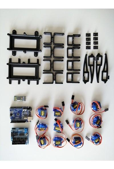 Alpgen Robotics Örümcek Robo