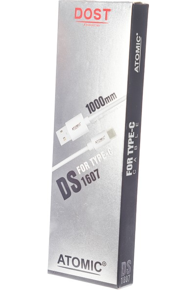 Dost Type-C USB Data Kablo