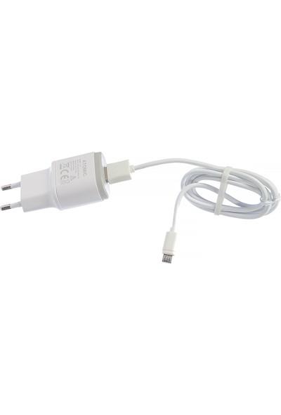 Dost T-07 Atomic Micro USB Şarj Aleti 2.0 Hızlı Şarj Aleti