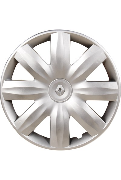 AJK Renault Symbol 14 Inç Jant Kapağı Takımı 4'lü Set