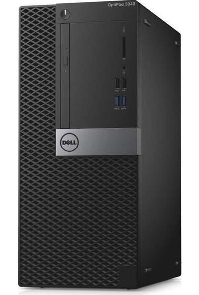 Dell OptiPlex 5055MTR AMD Ryzen 3 2200G 8GB 1TB Windows 10 Pro Masaüstü Bilgisayar N019O5055MTR_WIN