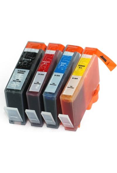 Hp 364Xl Kartuş Seti - Renkli