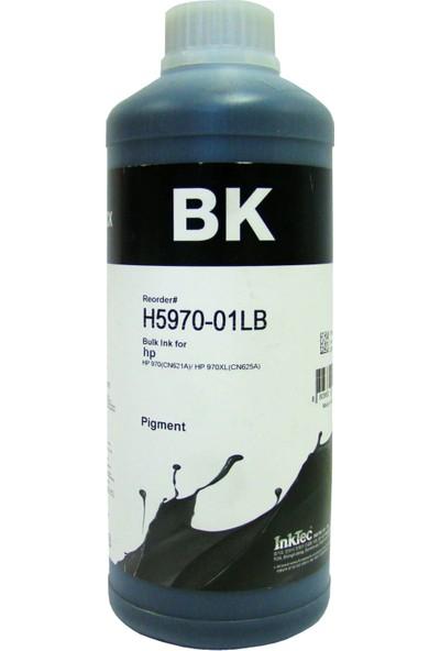 Hp 5970 Pigment Mürekkep 1Lt (Inktec) - Siyah