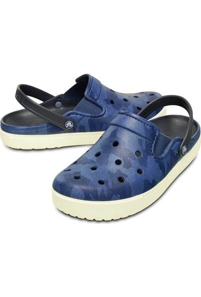 Crocs Cıtılane TopograpHIcal Cl Açık Lacivert Unisex Sandalet