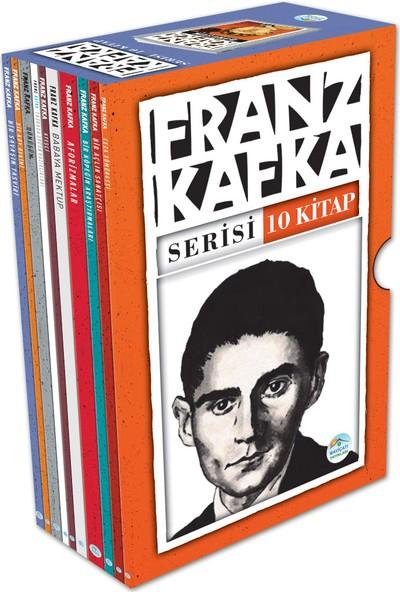 Mavi Çatı Yayınları Franz Kafka Seti 10 Kitap