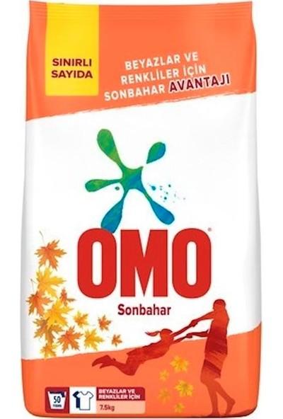 Omo Matik Deterjan 7.5 kg Sonbahar (Beyaz ve Renkliler Için)