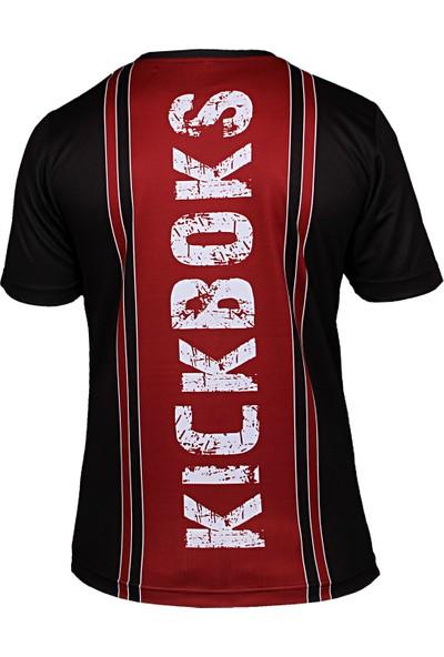 Do-Smai KB001 Kick Boks Dijital Baskılı Erkek T-Shirt