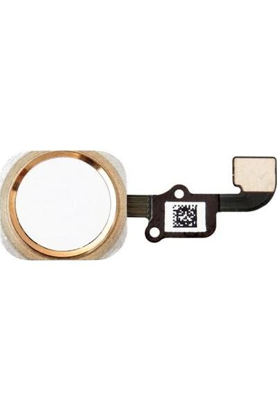 Electrozen Apple iPhone 6 Home Tuş Bordu Filmi Flex Beyaz