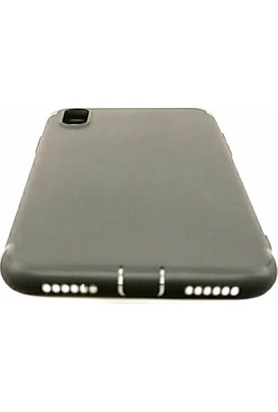 Arma Apple iPhone X Toz Tıpalı Siyah