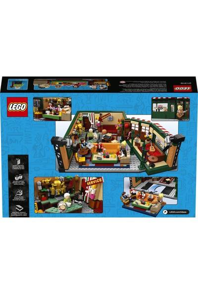 LEGO Ideas 21319 - FRIENDS Central Perk Cafe Set