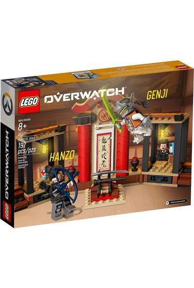 LEGO Overwatch 75971 Hanzo ve Genji Karşılaşması