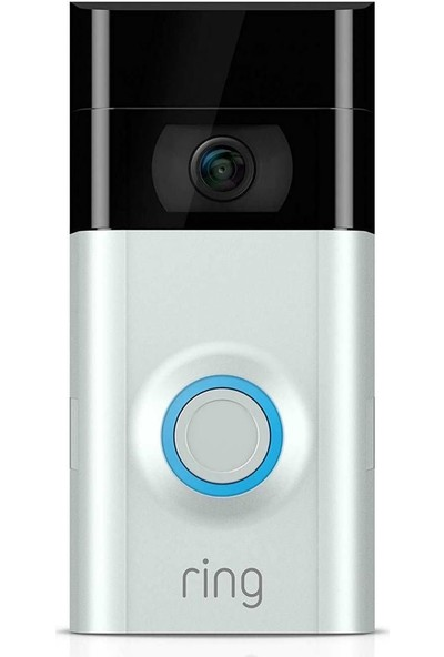Ring Video Doorbell 2 Video Kapı Zili