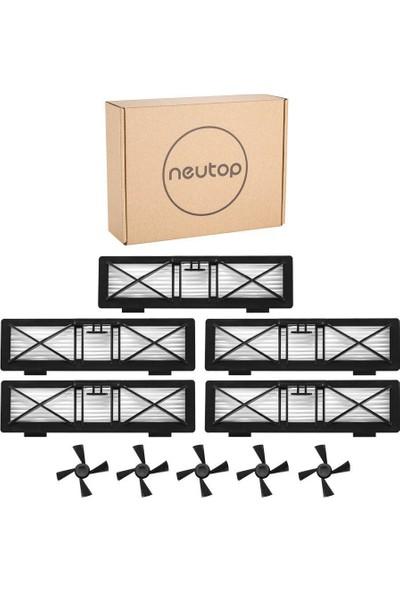 Neutop 5Pcs Ultra Performance Filters