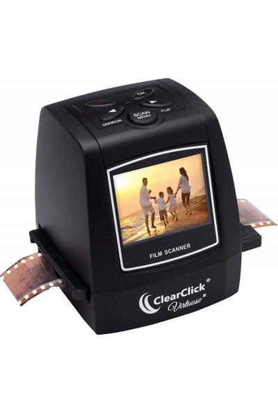 ClearClick 22MP Virtuoso Film & Slide Scanner