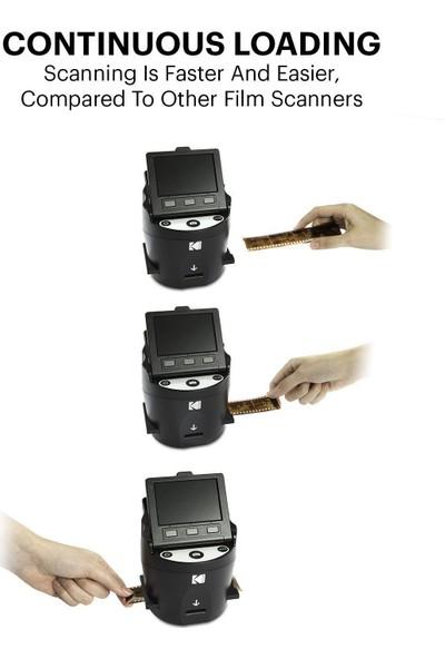 KODAK SCANZA Digital Film & Slide Scanner