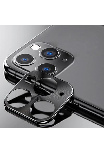 CoverZone Apple iPhone 11 Kamera Korumalı Çerçeve Siyah