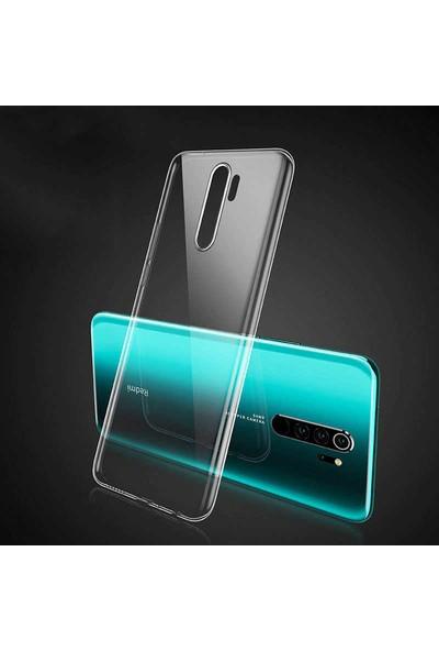 CoverZone Casper Via S Kılıf Süper Silikon Şeffaf