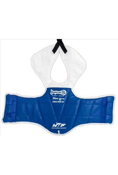Dragon Taekwondo Safeguard - Vücut Koruyucu - Çift Taraflı