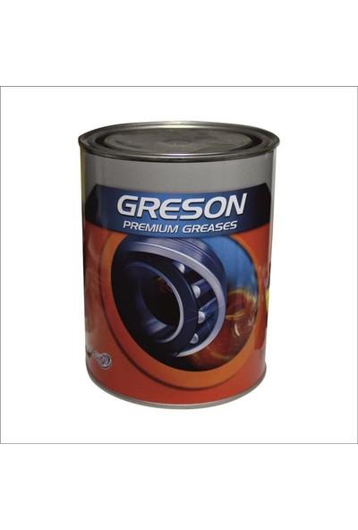 Greson Fd 4 kg Gıdaya Uygun Gres (Fda Ss 178-3570 ve Fda Ss 178-3620 Onaylı)