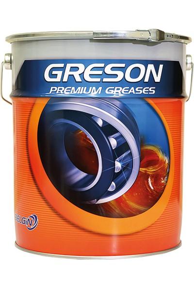 Greson Lit Ep 00 16 kg Otomatik Pompa Sıvı Yağlama Gresi
