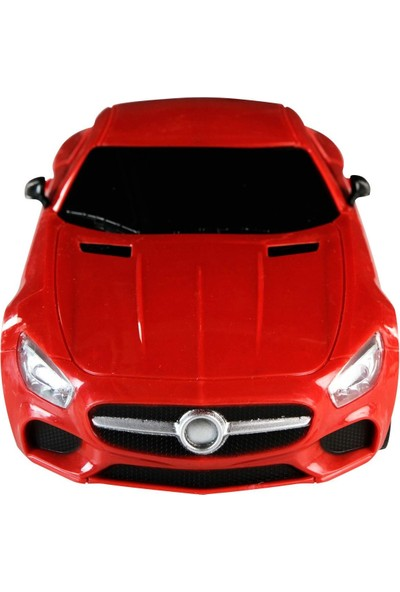 Canem Oyuncak Uzaktan Kumandalı Şarjlı Araba - Kırmızı