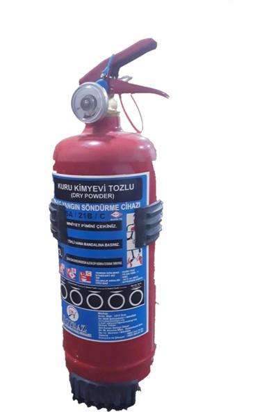 Poyraz Yangın Yangın Tüpü 1 kg