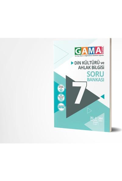 Gama Yayınları 7.Sınıf Din Kültürü ve Ahlak Bilgisi Soru Bankası 2020