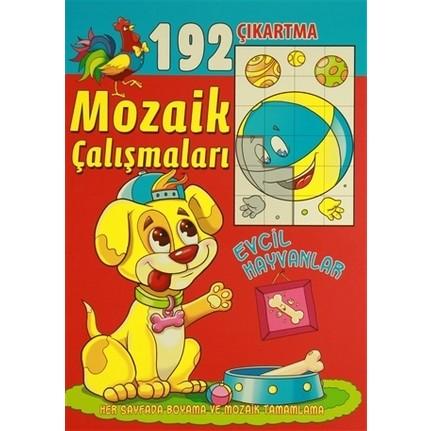Mozaik Calismalari 192 Cikartma Evcil Hayvanlar Fiyati